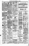 Orkney Herald, and Weekly Advertiser and Gazette for the Orkney & Zetland Islands Wednesday 30 July 1919 Page 4