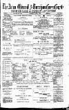 Acton Gazette Saturday 21 June 1884 Page 1