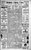 Middlesex County Times Wednesday 30 January 1924 Page 1