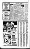 Amersham Advertiser Wednesday 01 January 1986 Page 10