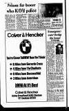 Amersham Advertiser Wednesday 15 January 1986 Page 6