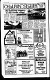 Amersham Advertiser Wednesday 15 January 1986 Page 12