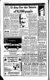 Amersham Advertiser Wednesday 12 March 1986 Page 12