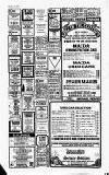 Amersham Advertiser Wednesday 12 March 1986 Page 42