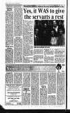 Amersham Advertiser Wednesday 06 March 1991 Page 20