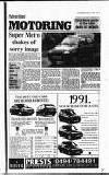 Amersham Advertiser Wednesday 13 March 1991 Page 47