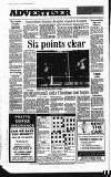Amersham Advertiser Wednesday 13 March 1991 Page 58