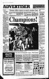 Amersham Advertiser Wednesday 24 April 1991 Page 62