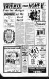 Amersham Advertiser Wednesday 01 May 1991 Page 12
