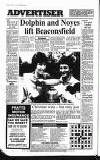 Amersham Advertiser Wednesday 01 May 1991 Page 64