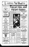 Amersham Advertiser Wednesday 08 May 1991 Page 8