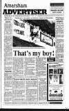 Amersham Advertiser Wednesday 15 May 1991 Page 1