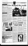 Amersham Advertiser Wednesday 15 May 1991 Page 12