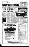 Amersham Advertiser Wednesday 15 May 1991 Page 52