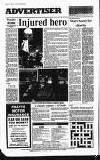 Amersham Advertiser Wednesday 15 May 1991 Page 62