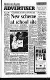 Amersham Advertiser Wednesday 12 June 1991 Page 1
