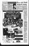 Amersham Advertiser Wednesday 10 July 1991 Page 8