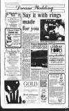 Amersham Advertiser Wednesday 10 July 1991 Page 14