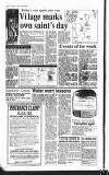 Amersham Advertiser Wednesday 07 August 1991 Page 6