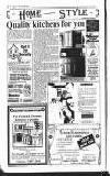 Amersham Advertiser Wednesday 07 August 1991 Page 14
