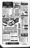 Amersham Advertiser Wednesday 07 August 1991 Page 54