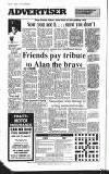 Amersham Advertiser Wednesday 07 August 1991 Page 60