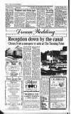 Amersham Advertiser Wednesday 14 August 1991 Page 14