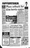 Amersham Advertiser Wednesday 14 August 1991 Page 52
