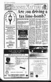 Amersham Advertiser Wednesday 21 August 1991 Page 18