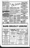Amersham Advertiser Wednesday 21 August 1991 Page 22