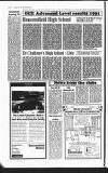 Amersham Advertiser Wednesday 28 August 1991 Page 12