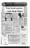 Amersham Advertiser Wednesday 28 August 1991 Page 21