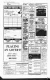 Amersham Advertiser Wednesday 28 August 1991 Page 44