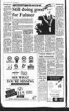 Amersham Advertiser Wednesday 30 October 1991 Page 4