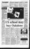 Amersham Advertiser Wednesday 30 October 1991 Page 11