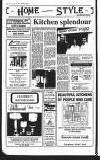 Amersham Advertiser Wednesday 30 October 1991 Page 14