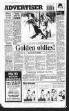 Amersham Advertiser Wednesday 30 October 1991 Page 72