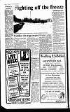 Amersham Advertiser Wednesday 06 January 1993 Page 12