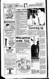 Amersham Advertiser Wednesday 04 August 1993 Page 16