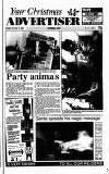Amersham Advertiser Tuesday 24 December 1996 Page 1