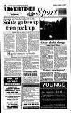 Amersham Advertiser Tuesday 24 December 1996 Page 24