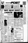 Reading Evening Post Saturday 18 September 1965 Page 1