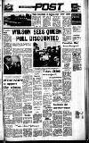 Reading Evening Post Wednesday 13 October 1965 Page 1