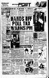 Reading Evening Post Tuesday 19 April 1988 Page 1