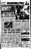 Reading Evening Post Monday 09 January 1989 Page 1