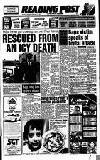 Reading Evening Post Monday 27 February 1989 Page 1