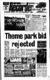 Mansfield & Sutton Recorder Thursday 11 August 1988 Page 1