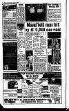 Mansfield & Sutton Recorder Thursday 11 August 1988 Page 2