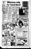 Mansfield & Sutton Recorder Thursday 18 August 1988 Page 12