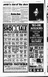 Mansfield & Sutton Recorder Thursday 05 January 1995 Page 16